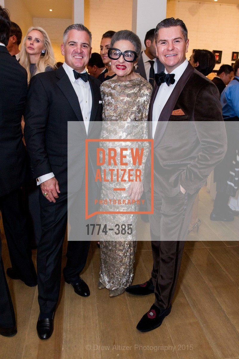 Tim Graffigna, Joy Venturini Bianchi, Chris Meza, Celebrating Life through Fashion A Retrospective: Collection of Joy Venturini Bianchi to benefit those who are developmentally disabled, Hedge Gallery. 501 Pacific Ave, October 17th, 2015,Drew Altizer, Drew Altizer Photography, full-service agency, private events, San Francisco photographer, photographer california
