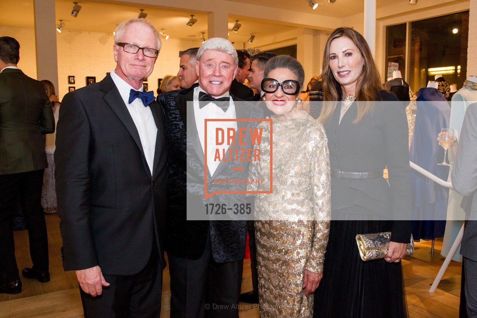 Edward Winger, Harry Cooper, Joy Venturini Bianchi, Valerie Cooper, Celebrating Life through Fashion A Retrospective: Collection of Joy Venturini Bianchi to benefit those who are developmentally disabled, Hedge Gallery. 501 Pacific Ave, October 17th, 2015,Drew Altizer, Drew Altizer Photography, full-service agency, private events, San Francisco photographer, photographer california