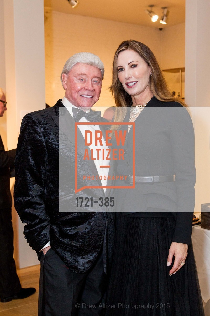 Harry Cooper, Valerie Cooper, Celebrating Life through Fashion A Retrospective: Collection of Joy Venturini Bianchi to benefit those who are developmentally disabled, Hedge Gallery. 501 Pacific Ave, October 17th, 2015,Drew Altizer, Drew Altizer Photography, full-service agency, private events, San Francisco photographer, photographer california