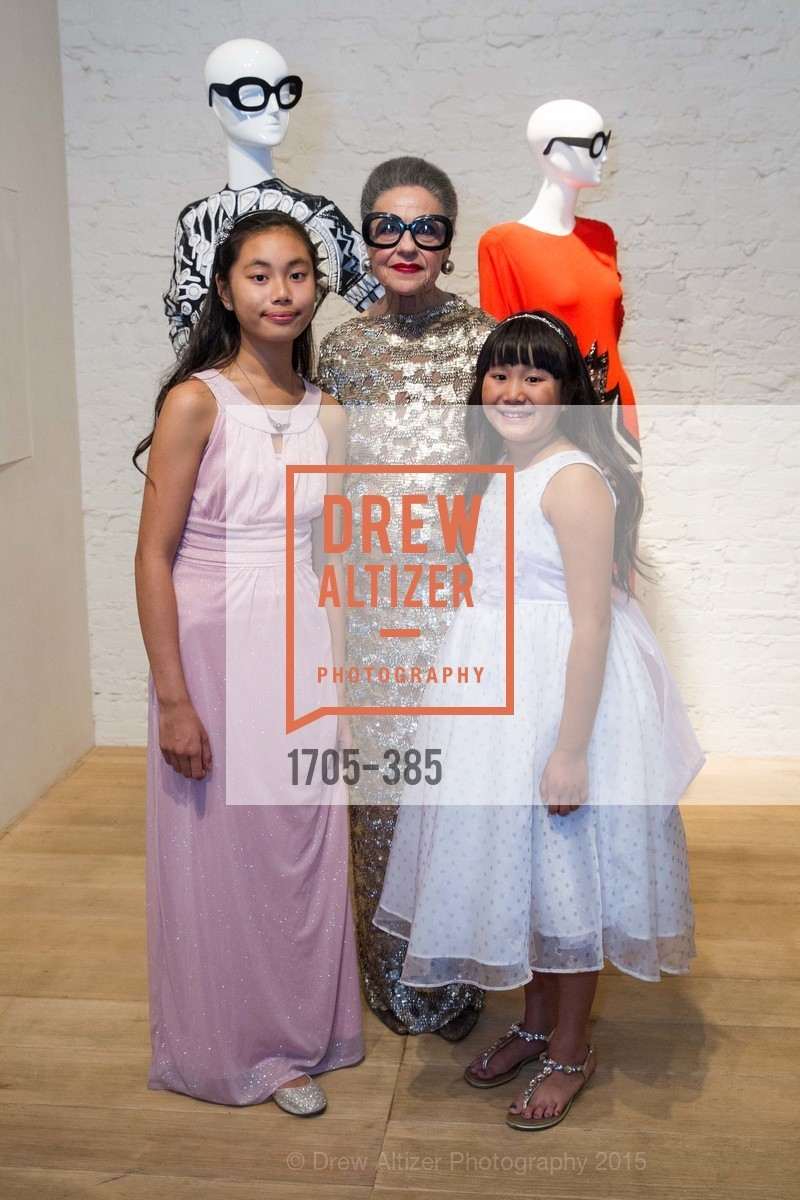 Ruby Luu, Joy Venturini Bianchi, Phianna Luu, Celebrating Life through Fashion A Retrospective: Collection of Joy Venturini Bianchi to benefit those who are developmentally disabled, Hedge Gallery. 501 Pacific Ave, October 17th, 2015,Drew Altizer, Drew Altizer Photography, full-service agency, private events, San Francisco photographer, photographer california