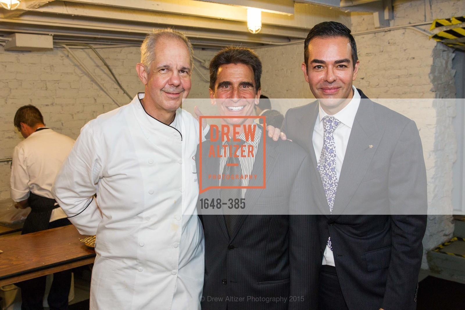 Gary Danko, Mark Leno, Gary Lopez, Celebrating Life through Fashion A Retrospective: Collection of Joy Venturini Bianchi to benefit those who are developmentally disabled, Hedge Gallery. 501 Pacific Ave, October 17th, 2015,Drew Altizer, Drew Altizer Photography, full-service agency, private events, San Francisco photographer, photographer california