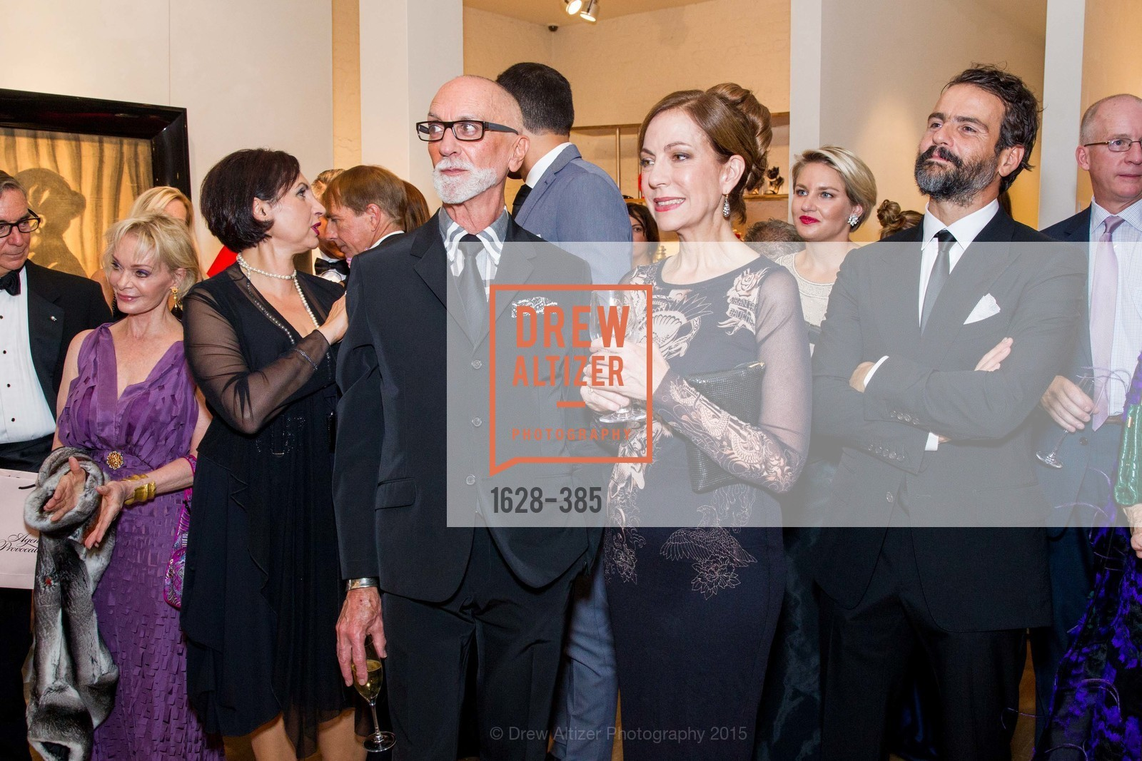 James Avila, Kathleen Kennedy, Paolo Troilo, Celebrating Life through Fashion A Retrospective: Collection of Joy Venturini Bianchi to benefit those who are developmentally disabled, Hedge Gallery. 501 Pacific Ave, October 17th, 2015,Drew Altizer, Drew Altizer Photography, full-service agency, private events, San Francisco photographer, photographer california