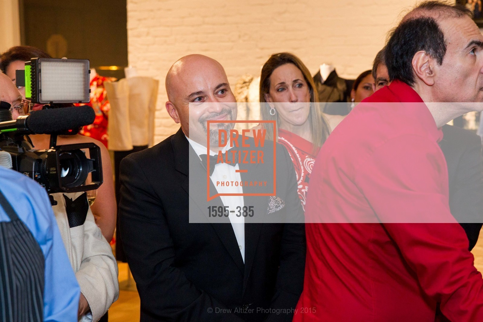Alfredo Pedroza, Celebrating Life through Fashion A Retrospective: Collection of Joy Venturini Bianchi to benefit those who are developmentally disabled, Hedge Gallery. 501 Pacific Ave, October 17th, 2015,Drew Altizer, Drew Altizer Photography, full-service agency, private events, San Francisco photographer, photographer california