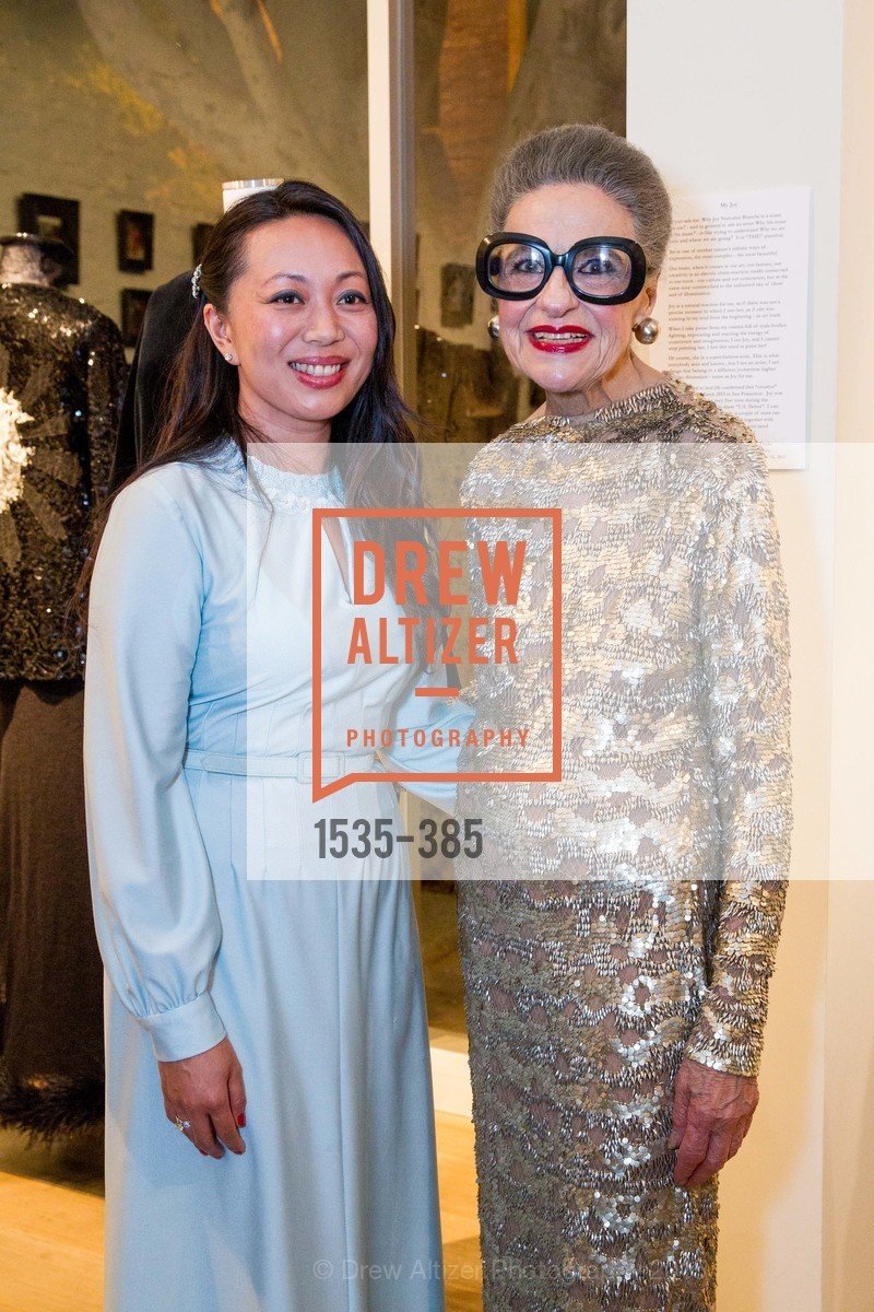 Sarah Hoang, Joy Venturini Bianchi, Celebrating Life through Fashion A Retrospective: Collection of Joy Venturini Bianchi to benefit those who are developmentally disabled, Hedge Gallery. 501 Pacific Ave, October 17th, 2015,Drew Altizer, Drew Altizer Photography, full-service agency, private events, San Francisco photographer, photographer california