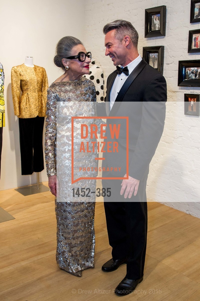 Joy Venturini Bianchi, Jerome Molles, Celebrating Life through Fashion A Retrospective: Collection of Joy Venturini Bianchi to benefit those who are developmentally disabled, Hedge Gallery. 501 Pacific Ave, October 17th, 2015,Drew Altizer, Drew Altizer Photography, full-service agency, private events, San Francisco photographer, photographer california