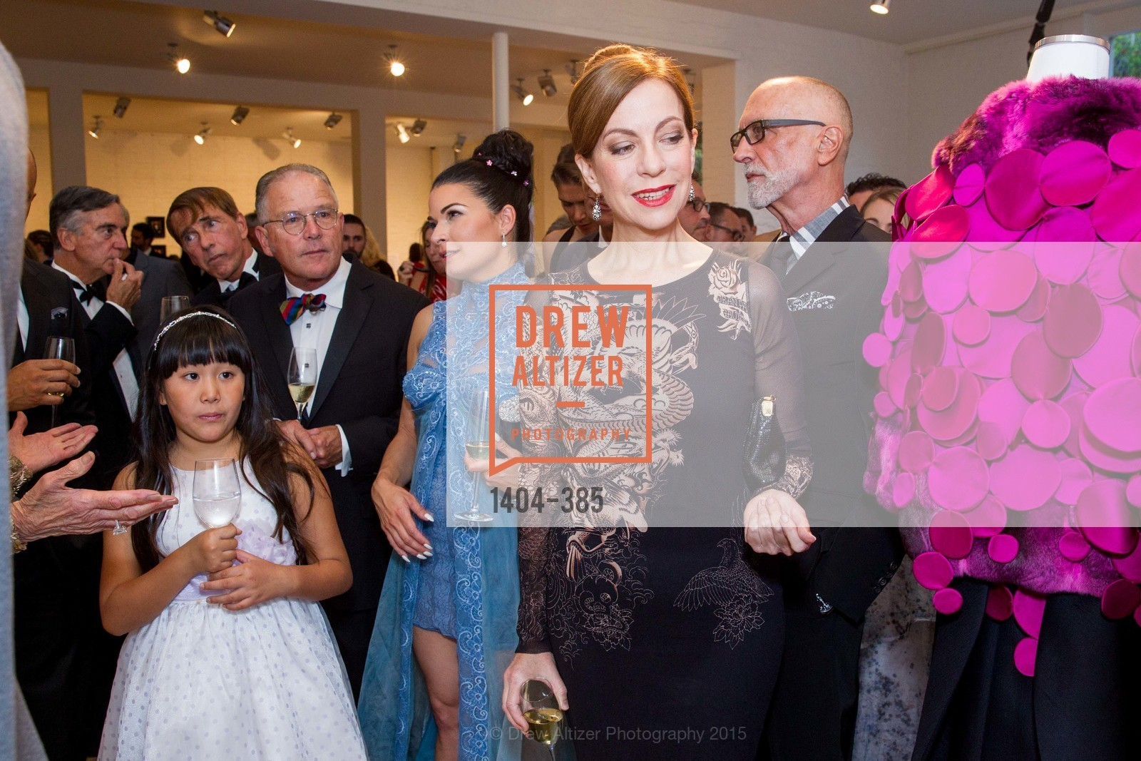 Kathleen Kennedy, Celebrating Life through Fashion A Retrospective: Collection of Joy Venturini Bianchi to benefit those who are developmentally disabled, Hedge Gallery. 501 Pacific Ave, October 17th, 2015,Drew Altizer, Drew Altizer Photography, full-service agency, private events, San Francisco photographer, photographer california