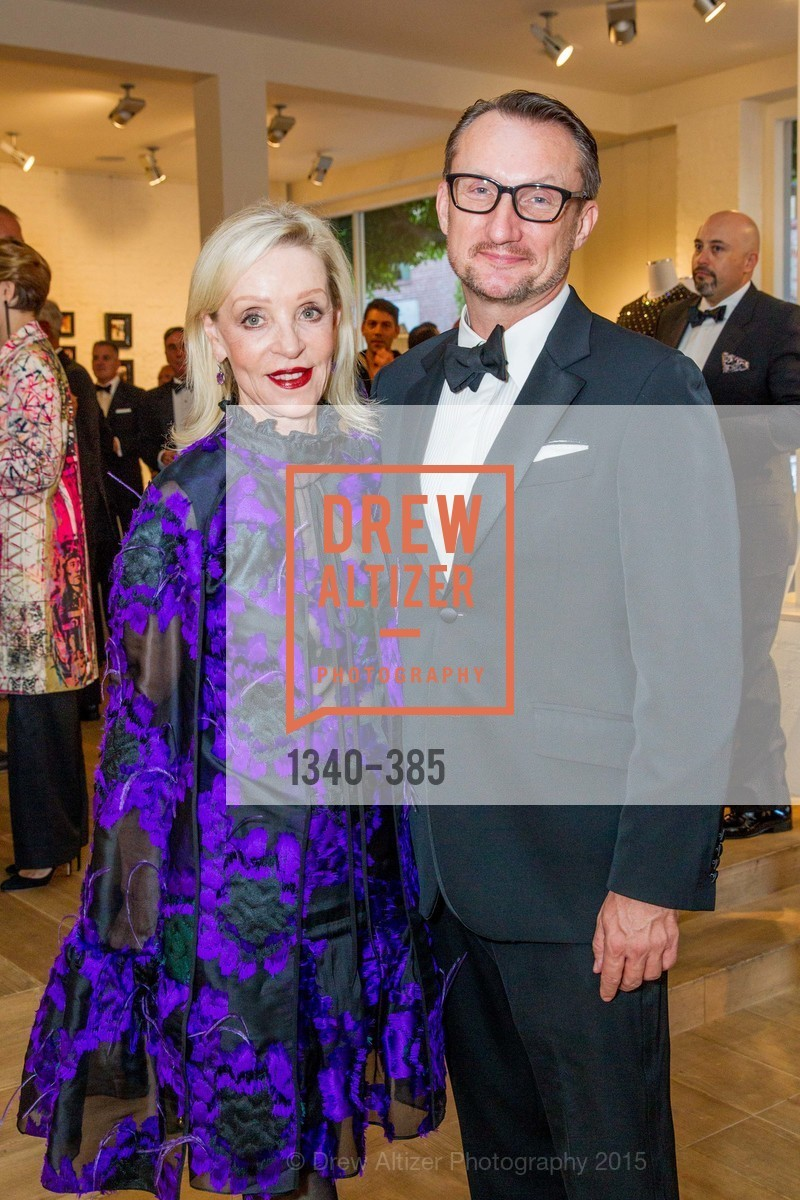 BarbaraBrown, Giles Marsden, Celebrating Life through Fashion A Retrospective: Collection of Joy Venturini Bianchi to benefit those who are developmentally disabled, Hedge Gallery. 501 Pacific Ave, October 17th, 2015,Drew Altizer, Drew Altizer Photography, full-service agency, private events, San Francisco photographer, photographer california