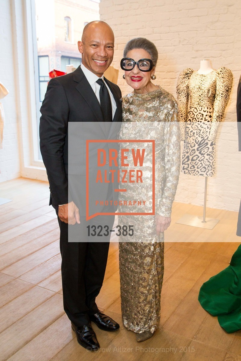 Ken McNeely, Joy Venturini Bianchi, Celebrating Life through Fashion A Retrospective: Collection of Joy Venturini Bianchi to benefit those who are developmentally disabled, Hedge Gallery. 501 Pacific Ave, October 17th, 2015,Drew Altizer, Drew Altizer Photography, full-service agency, private events, San Francisco photographer, photographer california