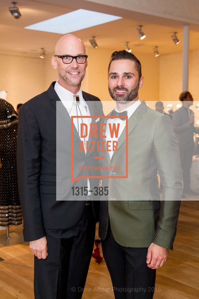 Tim Whalen, John Bradford, Celebrating Life through Fashion A Retrospective: Collection of Joy Venturini Bianchi to benefit those who are developmentally disabled, Hedge Gallery. 501 Pacific Ave, October 17th, 2015,Drew Altizer, Drew Altizer Photography, full-service agency, private events, San Francisco photographer, photographer california