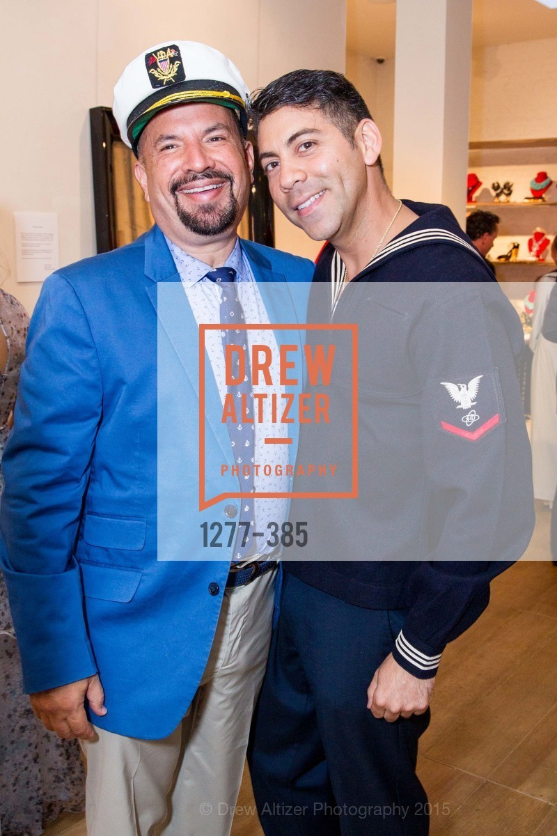 Ted Hannig, Elmer Guerrero, Celebrating Life through Fashion A Retrospective: Collection of Joy Venturini Bianchi to benefit those who are developmentally disabled, Hedge Gallery. 501 Pacific Ave, October 17th, 2015,Drew Altizer, Drew Altizer Photography, full-service agency, private events, San Francisco photographer, photographer california