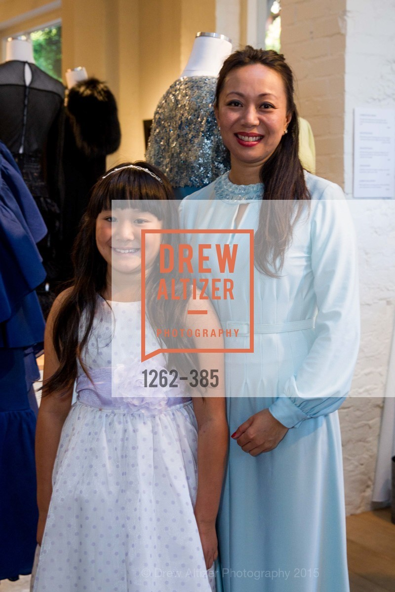 Phianna Luu, Sarah Hoang, Celebrating Life through Fashion A Retrospective: Collection of Joy Venturini Bianchi to benefit those who are developmentally disabled, Hedge Gallery. 501 Pacific Ave, October 17th, 2015,Drew Altizer, Drew Altizer Photography, full-service agency, private events, San Francisco photographer, photographer california