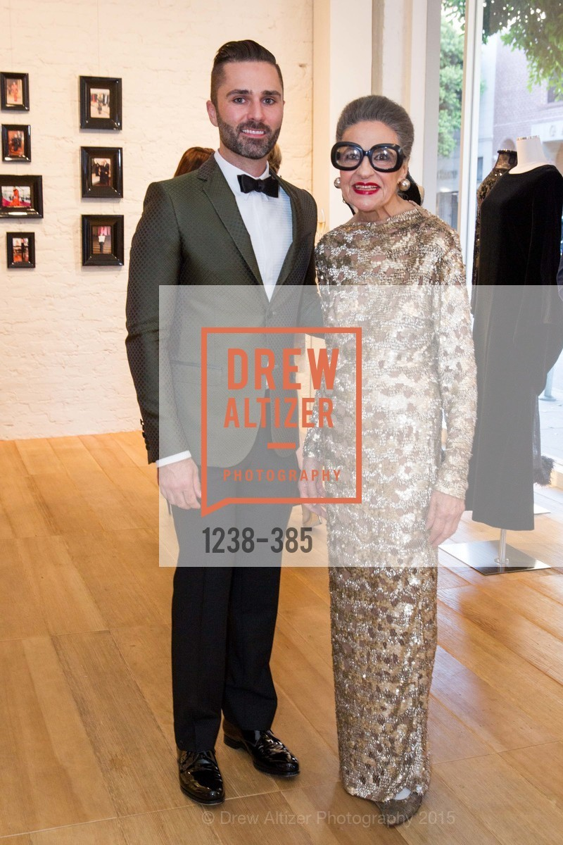 John Bradford, Joy Venturini Bianchi, Celebrating Life through Fashion A Retrospective: Collection of Joy Venturini Bianchi to benefit those who are developmentally disabled, Hedge Gallery. 501 Pacific Ave, October 17th, 2015,Drew Altizer, Drew Altizer Photography, full-service agency, private events, San Francisco photographer, photographer california