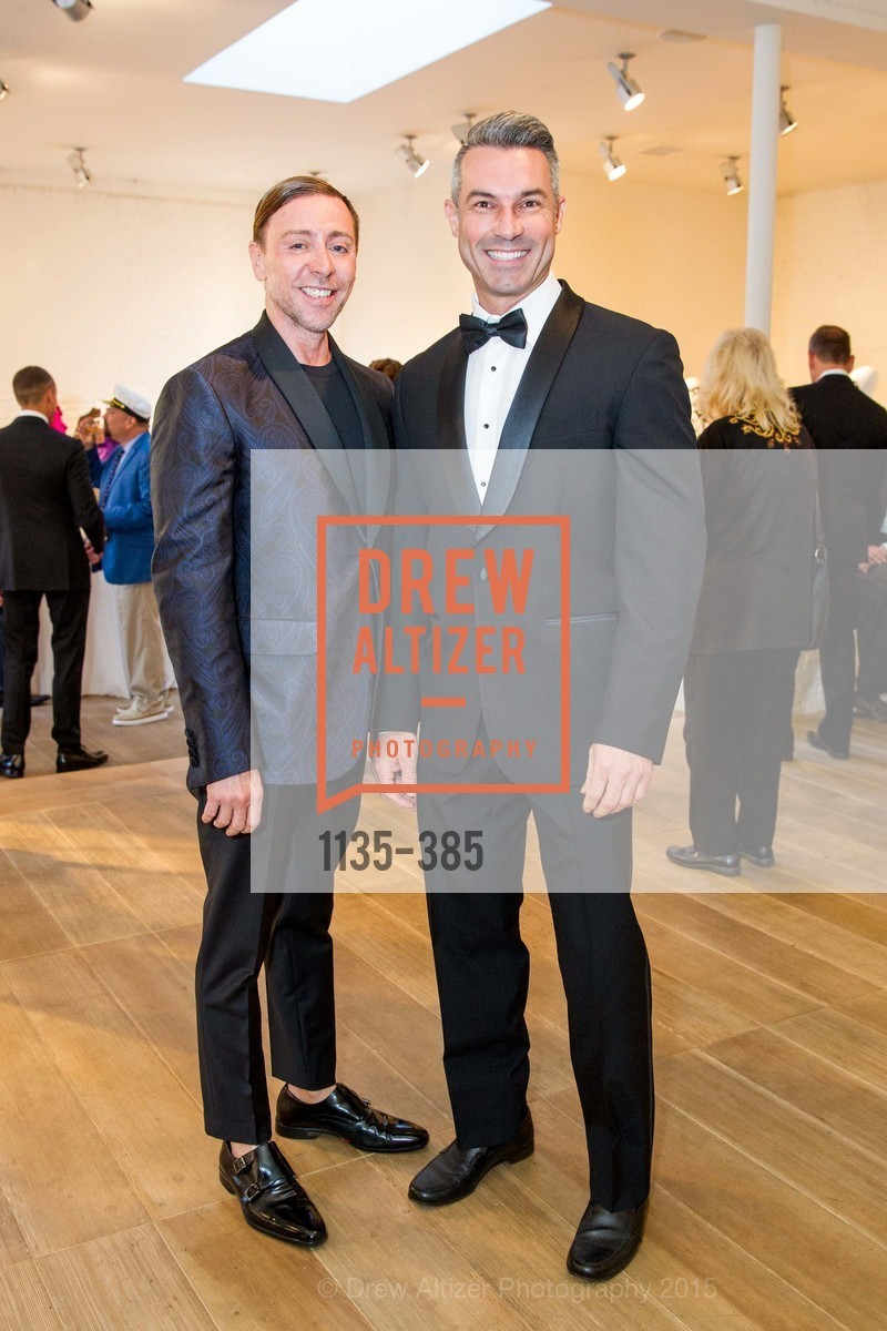 Mark Rhoades, Jerome Molles, Celebrating Life through Fashion A Retrospective: Collection of Joy Venturini Bianchi to benefit those who are developmentally disabled, Hedge Gallery. 501 Pacific Ave, October 17th, 2015,Drew Altizer, Drew Altizer Photography, full-service agency, private events, San Francisco photographer, photographer california