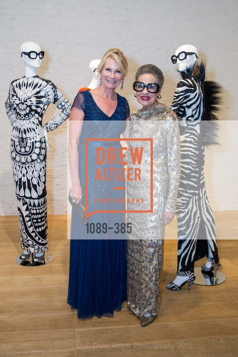 Anne Marie Hastings, Joy Venturini Bianchi, Celebrating Life through Fashion A Retrospective: Collection of Joy Venturini Bianchi to benefit those who are developmentally disabled, Hedge Gallery. 501 Pacific Ave, October 17th, 2015,Drew Altizer, Drew Altizer Photography, full-service agency, private events, San Francisco photographer, photographer california
