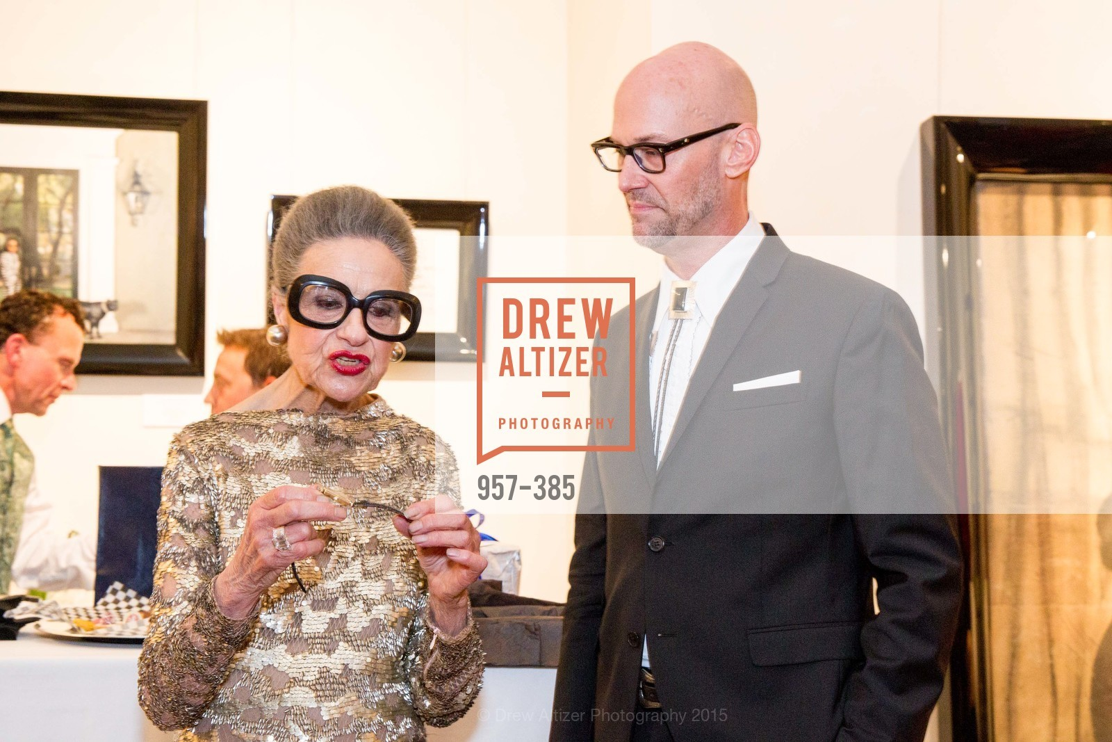 Joy Venturini Bianchi, Tim Whalen, Roxanne Najafi, Celebrating Life through Fashion A Retrospective: Collection of Joy Venturini Bianchi to benefit those who are developmentally disabled, Hedge Gallery. 501 Pacific Ave, October 17th, 2015,Drew Altizer, Drew Altizer Photography, full-service agency, private events, San Francisco photographer, photographer california