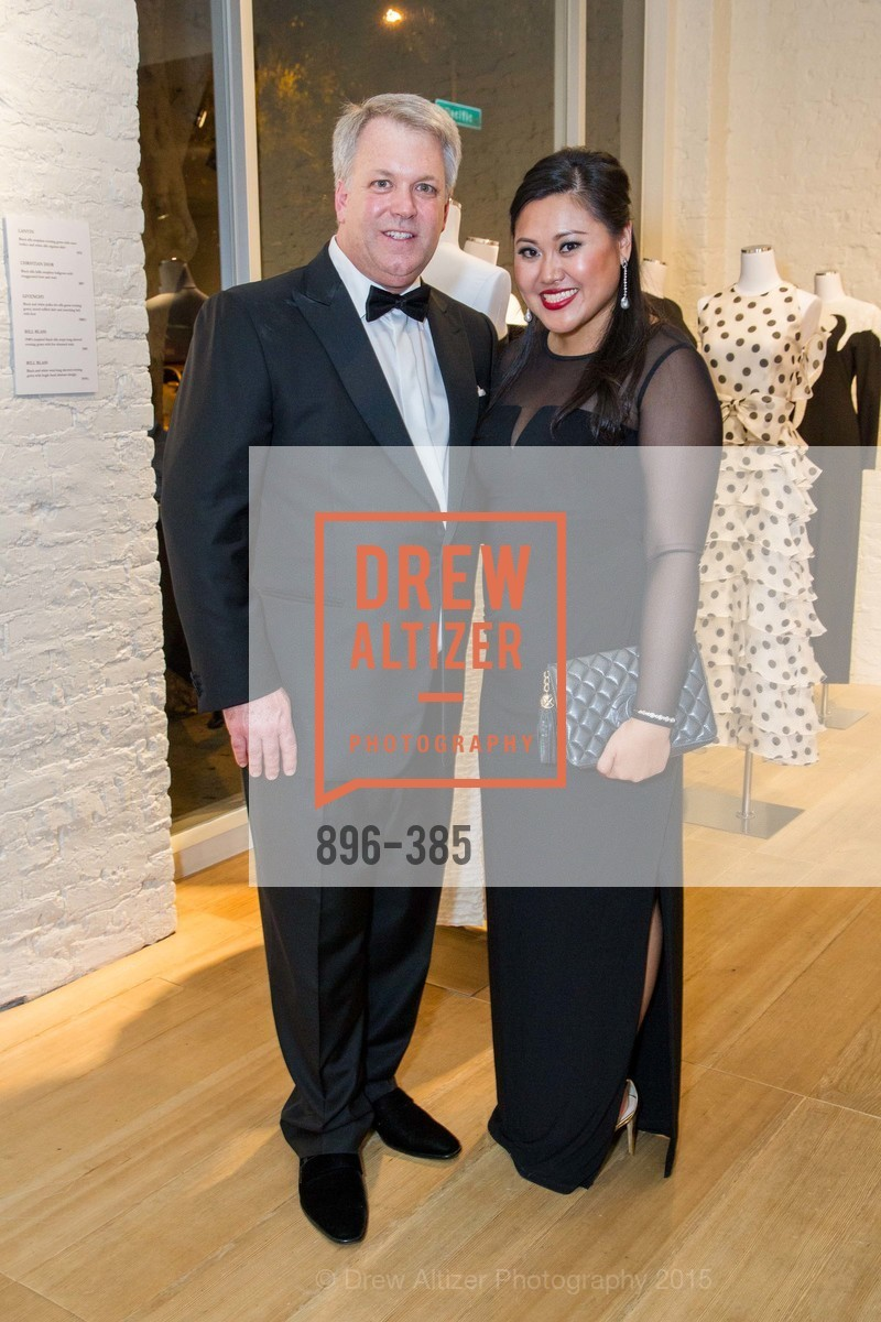 Wes Carroll, Thuyvi Tran, Celebrating Life through Fashion A Retrospective: Collection of Joy Venturini Bianchi to benefit those who are developmentally disabled, Hedge Gallery. 501 Pacific Ave, October 17th, 2015,Drew Altizer, Drew Altizer Photography, full-service agency, private events, San Francisco photographer, photographer california
