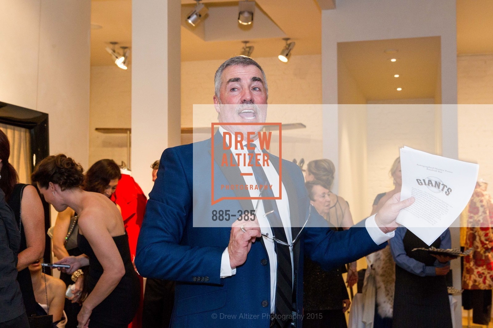 Lenny Broberg, Celebrating Life through Fashion A Retrospective: Collection of Joy Venturini Bianchi to benefit those who are developmentally disabled, Hedge Gallery. 501 Pacific Ave, October 17th, 2015,Drew Altizer, Drew Altizer Photography, full-service agency, private events, San Francisco photographer, photographer california