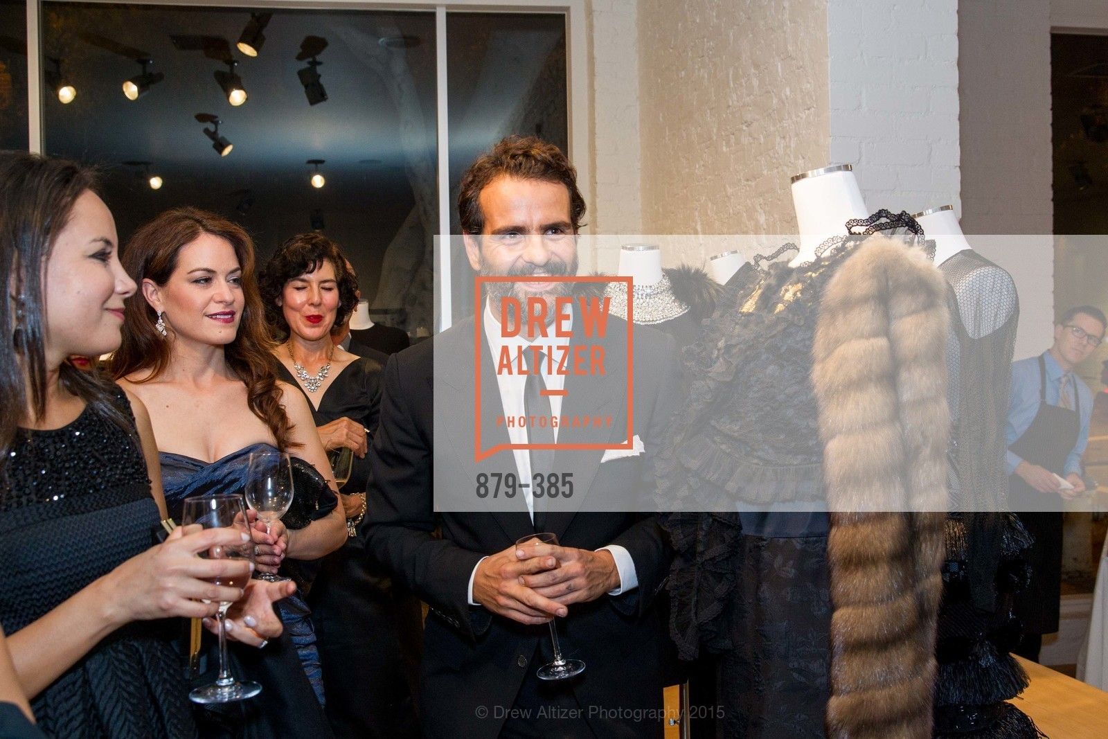 Pailo Trollo, Celebrating Life through Fashion A Retrospective: Collection of Joy Venturini Bianchi to benefit those who are developmentally disabled, Hedge Gallery. 501 Pacific Ave, October 17th, 2015