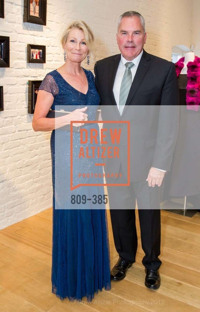Anne Marie Hastings, Martin Halloran, Celebrating Life through Fashion A Retrospective: Collection of Joy Venturini Bianchi to benefit those who are developmentally disabled, Hedge Gallery. 501 Pacific Ave, October 17th, 2015,Drew Altizer, Drew Altizer Photography, full-service event agency, private events, San Francisco photographer, photographer California