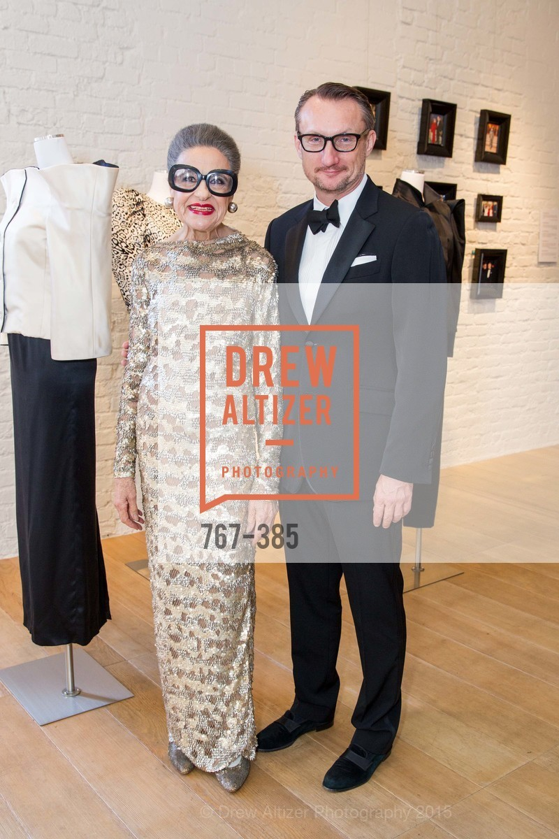 Joy Venturini Bianchi, Giles Marsden, Celebrating Life through Fashion A Retrospective: Collection of Joy Venturini Bianchi to benefit those who are developmentally disabled, Hedge Gallery. 501 Pacific Ave, October 17th, 2015,Drew Altizer, Drew Altizer Photography, full-service agency, private events, San Francisco photographer, photographer california