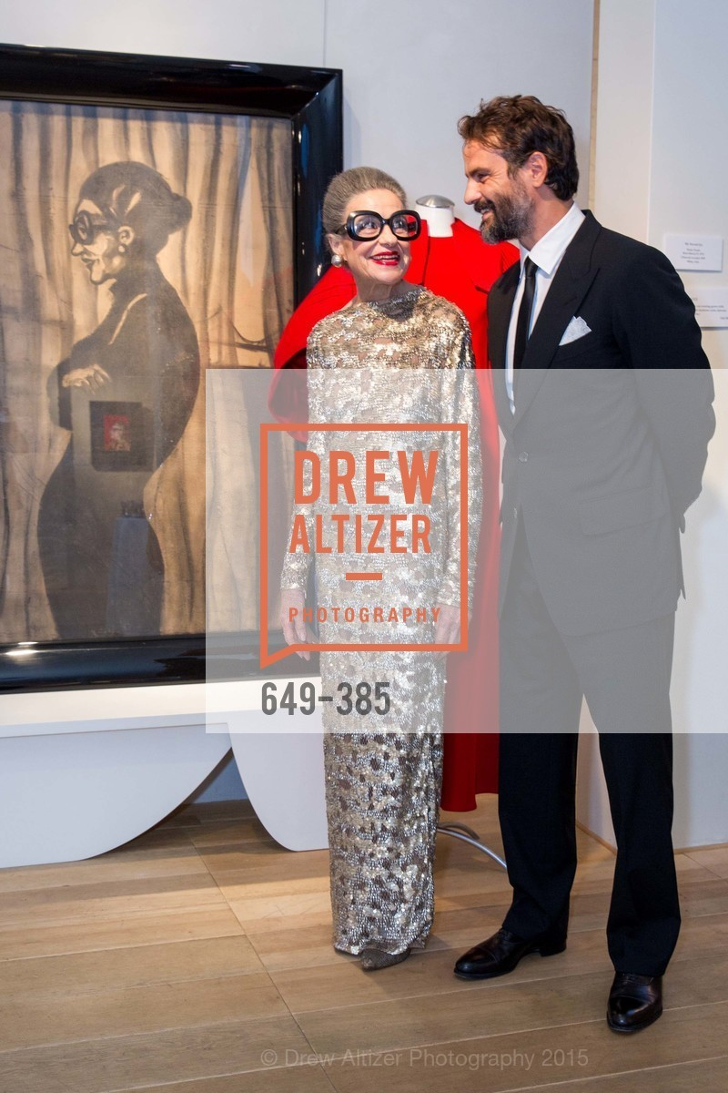 Joy Venturini Bianchi, Paulo Trollo, Celebrating Life through Fashion A Retrospective: Collection of Joy Venturini Bianchi to benefit those who are developmentally disabled, Hedge Gallery. 501 Pacific Ave, October 17th, 2015,Drew Altizer, Drew Altizer Photography, full-service agency, private events, San Francisco photographer, photographer california