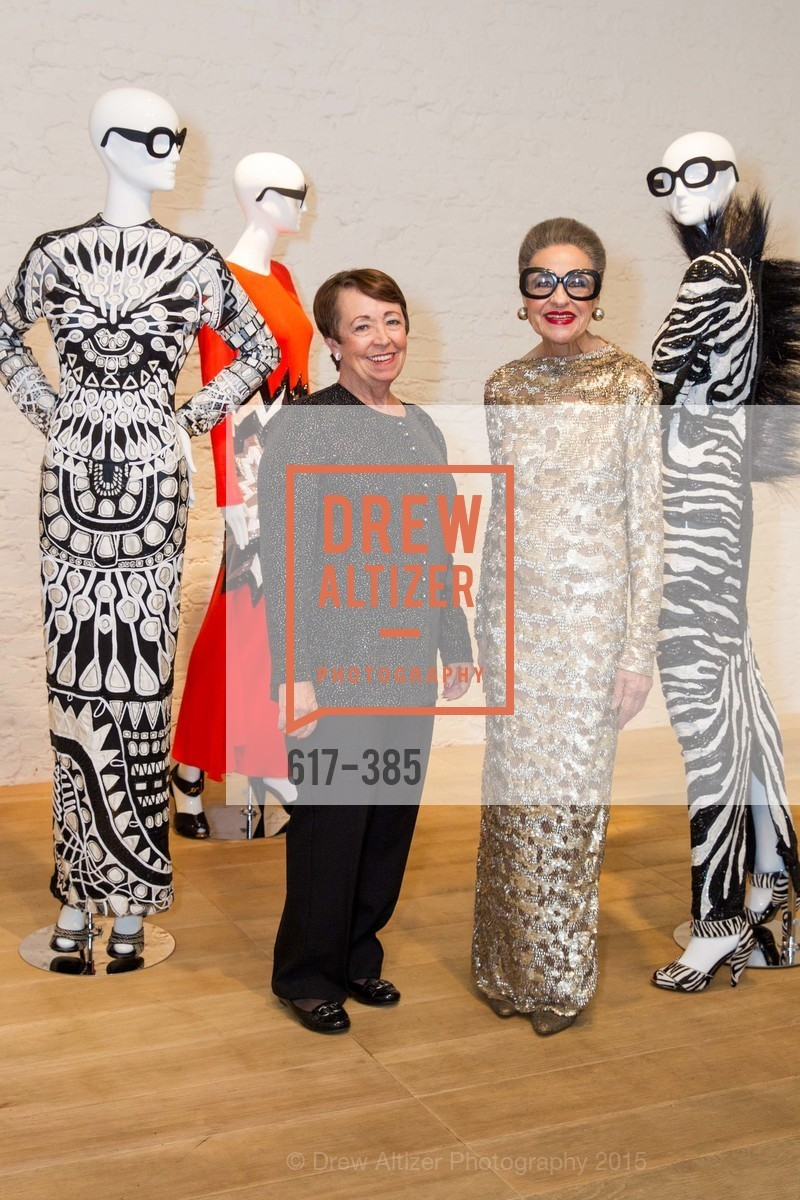 Peggy Bachecki, Joy Venturini Bianchi, Celebrating Life through Fashion A Retrospective: Collection of Joy Venturini Bianchi to benefit those who are developmentally disabled, Hedge Gallery. 501 Pacific Ave, October 17th, 2015,Drew Altizer, Drew Altizer Photography, full-service event agency, private events, San Francisco photographer, photographer California