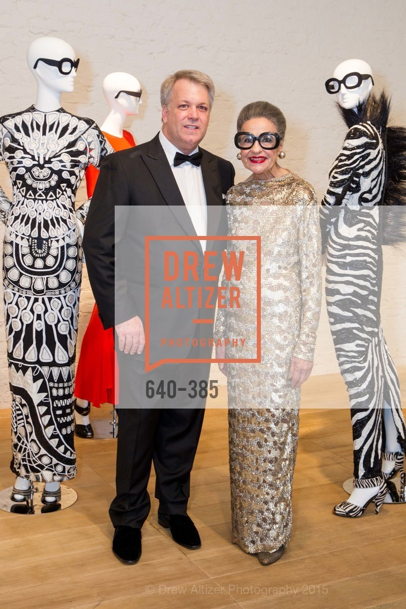 Wes Carroll, Joy Venturini Bianchi, Celebrating Life through Fashion A Retrospective: Collection of Joy Venturini Bianchi to benefit those who are developmentally disabled, Hedge Gallery. 501 Pacific Ave, October 17th, 2015,Drew Altizer, Drew Altizer Photography, full-service agency, private events, San Francisco photographer, photographer california