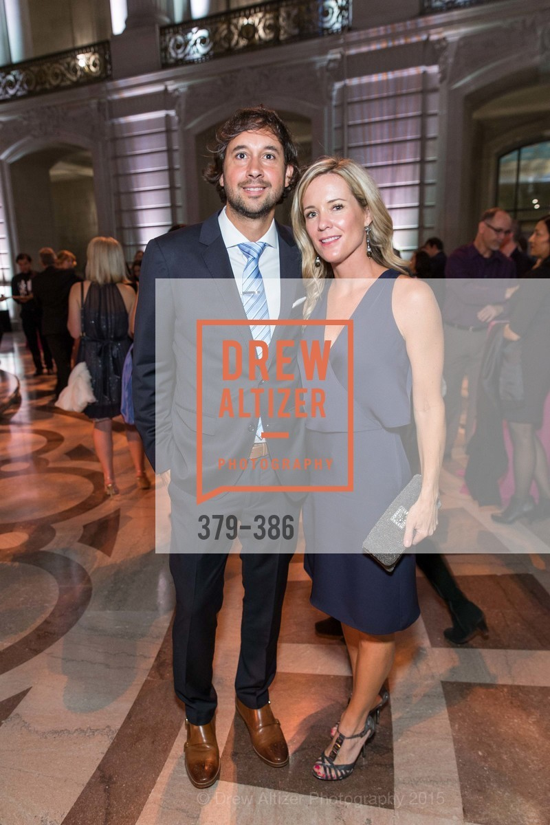 Diego Sabarif, Danielle Daly, Full Circle Fund Presents: R15E, San Francisco City Hall. 1 Dr Carlton B Goodlett Pl, October 15th, 2015,Drew Altizer, Drew Altizer Photography, full-service agency, private events, San Francisco photographer, photographer california