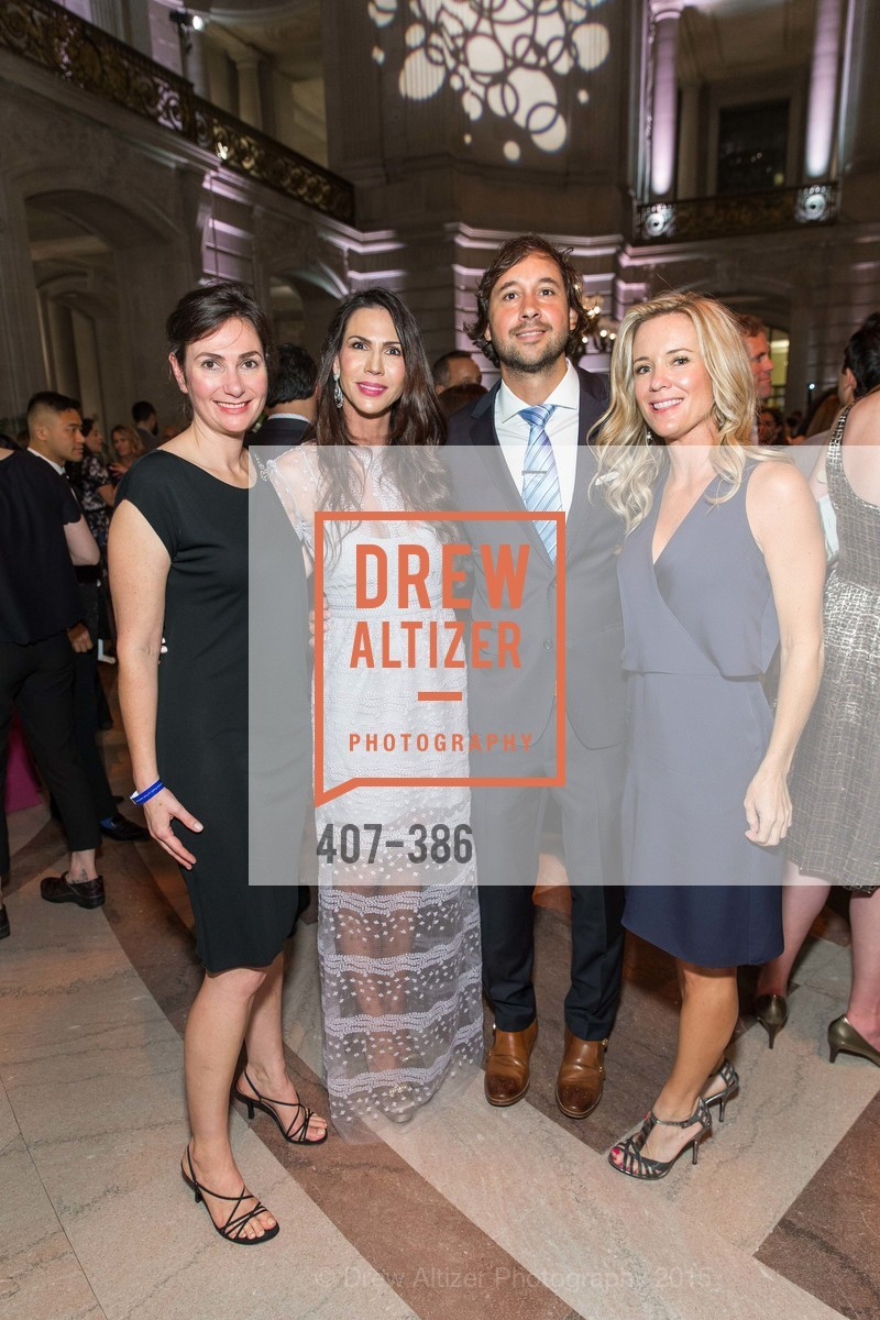 Radha Blackman, Nicole Curran, Diego Sabarif, Danielle Daly, Full Circle Fund Presents: R15E, San Francisco City Hall. 1 Dr Carlton B Goodlett Pl, October 15th, 2015,Drew Altizer, Drew Altizer Photography, full-service agency, private events, San Francisco photographer, photographer california