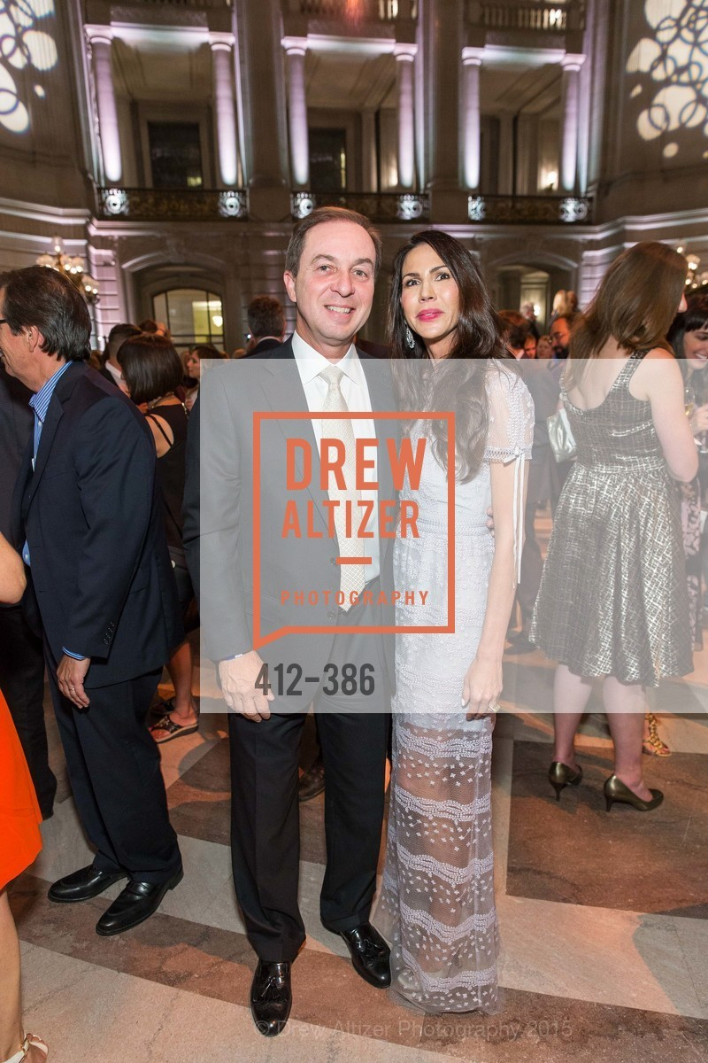 Joe Lacob, Nicole Curran, Full Circle Fund Presents: R15E, San Francisco City Hall. 1 Dr Carlton B Goodlett Pl, October 15th, 2015,Drew Altizer, Drew Altizer Photography, full-service agency, private events, San Francisco photographer, photographer california