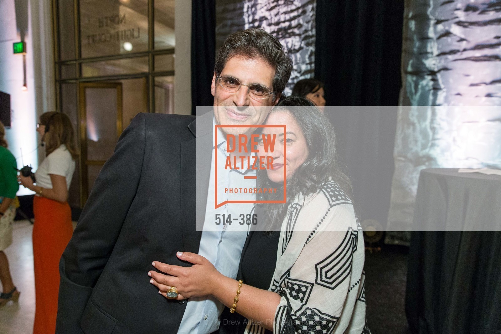 Josh Becker, Hala Hijazi, Full Circle Fund Presents: R15E, San Francisco City Hall. 1 Dr Carlton B Goodlett Pl, October 15th, 2015,Drew Altizer, Drew Altizer Photography, full-service agency, private events, San Francisco photographer, photographer california
