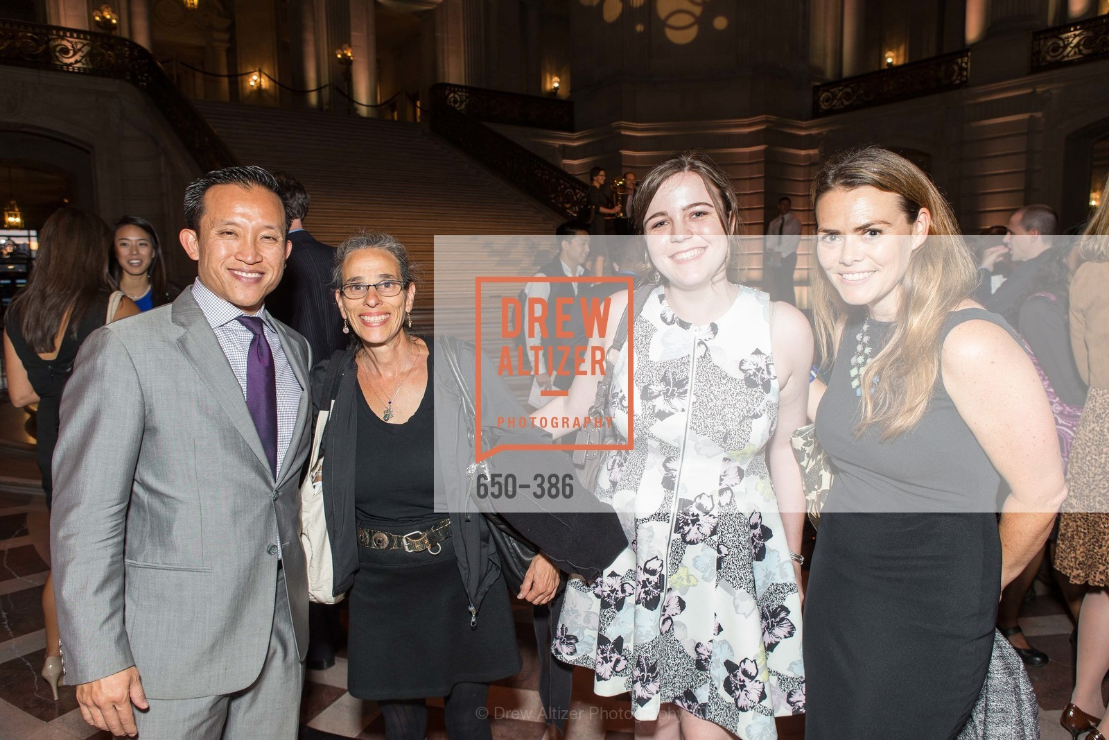 David Chu, Racquel Pinder Hughes, Catie Arbona, Sienna Rogers, Full Circle Fund Presents: R15E, San Francisco City Hall. 1 Dr Carlton B Goodlett Pl, October 15th, 2015,Drew Altizer, Drew Altizer Photography, full-service agency, private events, San Francisco photographer, photographer california