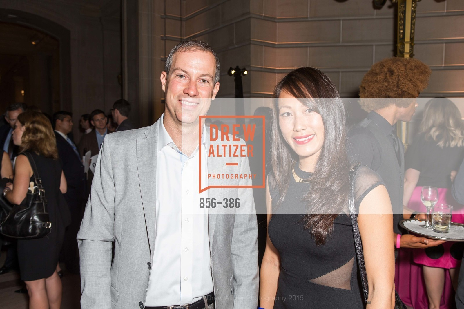 Harrison Dillon, Jane Chen, Full Circle Fund Presents: R15E, San Francisco City Hall. 1 Dr Carlton B Goodlett Pl, October 15th, 2015,Drew Altizer, Drew Altizer Photography, full-service agency, private events, San Francisco photographer, photographer california