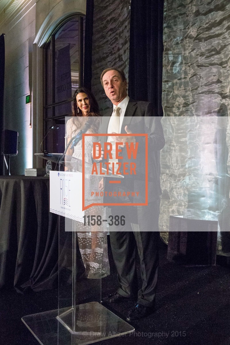 Nicole Curran, Joe Lacob, Full Circle Fund Presents: R15E, San Francisco City Hall. 1 Dr Carlton B Goodlett Pl, October 15th, 2015,Drew Altizer, Drew Altizer Photography, full-service agency, private events, San Francisco photographer, photographer california