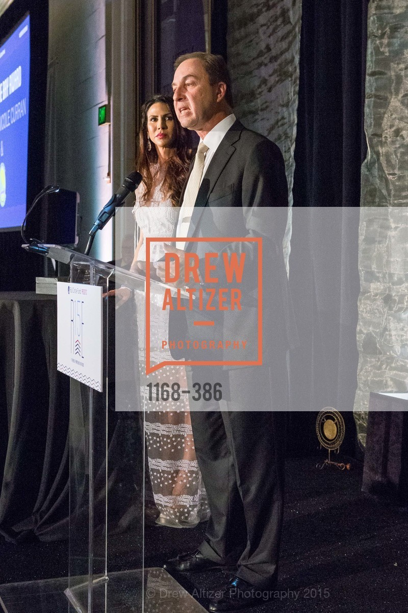 Nicole Curran, Joe Lacob, Full Circle Fund Presents: R15E, San Francisco City Hall. 1 Dr Carlton B Goodlett Pl, October 15th, 2015