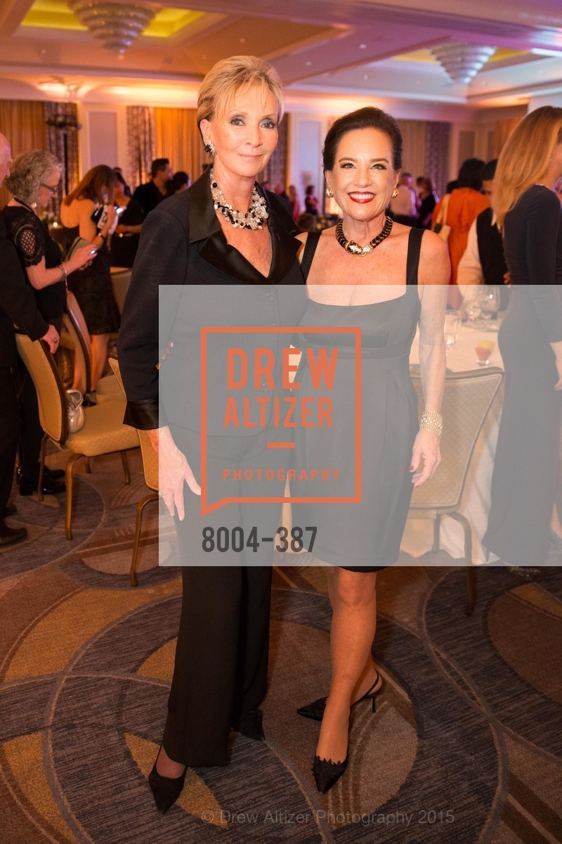 Sallie Huntting, Robin Collins, Ronald McDonald House 2015 Home Away From Home Gala, Four Seasons Hotel San Francisco, Grand Ballroom. 757 Market St, October 16th, 2015,Drew Altizer, Drew Altizer Photography, full-service agency, private events, San Francisco photographer, photographer california