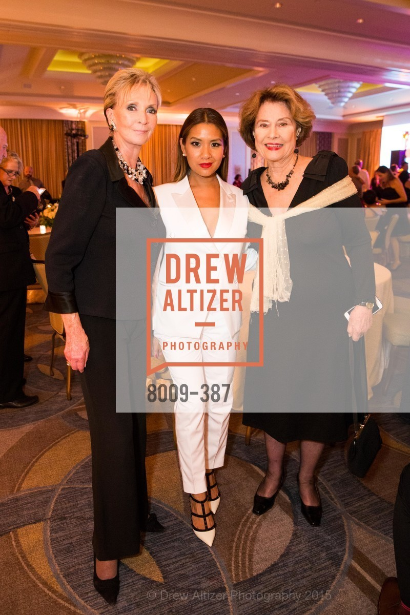 Sallie Huntting, Lilian Phan, Diane Baker, Ronald McDonald House 2015 Home Away From Home Gala, Four Seasons Hotel San Francisco, Grand Ballroom. 757 Market St, October 16th, 2015,Drew Altizer, Drew Altizer Photography, full-service agency, private events, San Francisco photographer, photographer california