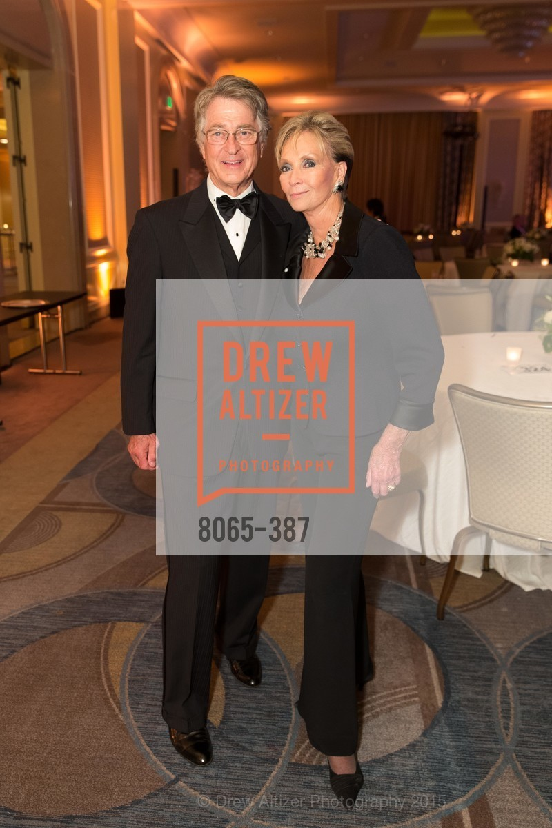 Leon Huntting, Sallie Huntting, Ronald McDonald House 2015 Home Away From Home Gala, Four Seasons Hotel San Francisco, Grand Ballroom. 757 Market St, October 16th, 2015,Drew Altizer, Drew Altizer Photography, full-service agency, private events, San Francisco photographer, photographer california