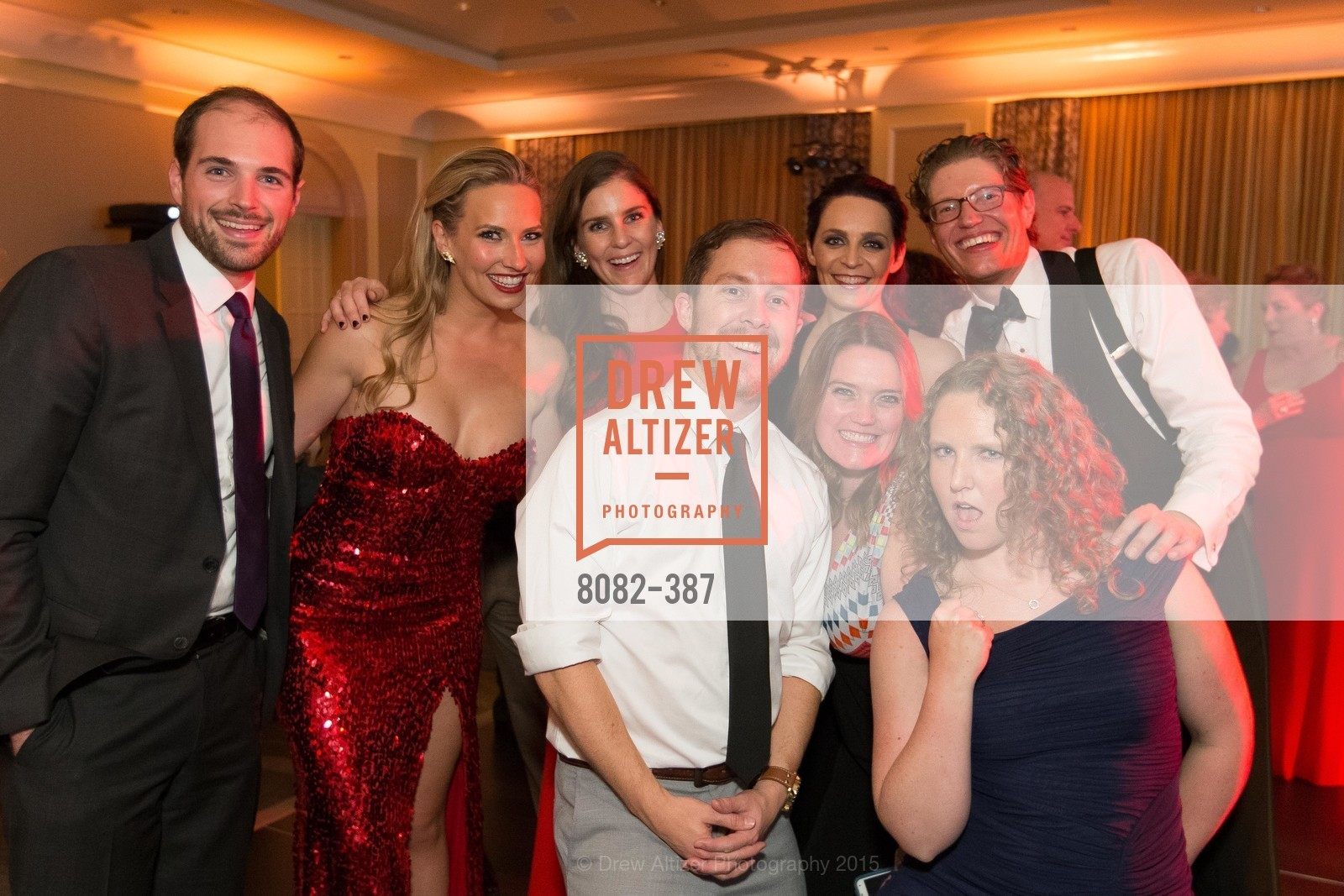 Brendan O'Callaghan, Michelle Ashman, Erin Odisio, Jeremiah Boehner, Colette Gallagher, Aryn Yancher, Peter DiFrancesca, Amanda Schneider, Ronald McDonald House 2015 Home Away From Home Gala, Four Seasons Hotel San Francisco, Grand Ballroom. 757 Market St, October 16th, 2015,Drew Altizer, Drew Altizer Photography, full-service event agency, private events, San Francisco photographer, photographer California