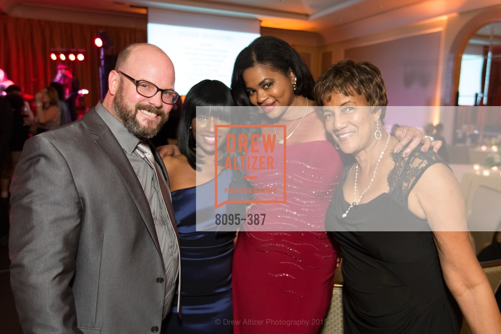 Jimmy Moore, Pernilla Sommerville, Ayanna Jenkins Toney, Carol Batte, Ronald McDonald House 2015 Home Away From Home Gala, Four Seasons Hotel San Francisco, Grand Ballroom. 757 Market St, October 16th, 2015,Drew Altizer, Drew Altizer Photography, full-service agency, private events, San Francisco photographer, photographer california