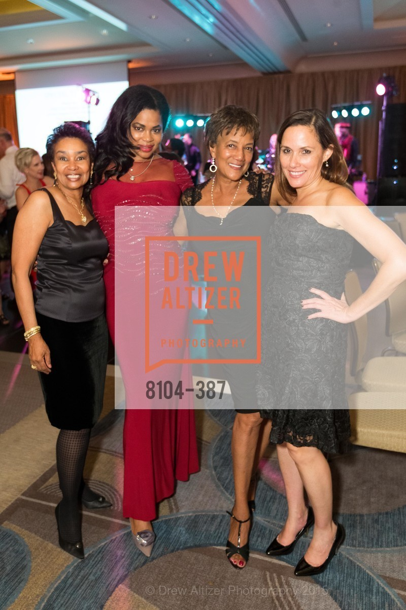 Anette Harris, Ayanna Jenkins-Toney, Carol Batte, Ronald McDonald House 2015 Home Away From Home Gala, Four Seasons Hotel San Francisco, Grand Ballroom. 757 Market St, October 16th, 2015,Drew Altizer, Drew Altizer Photography, full-service event agency, private events, San Francisco photographer, photographer California