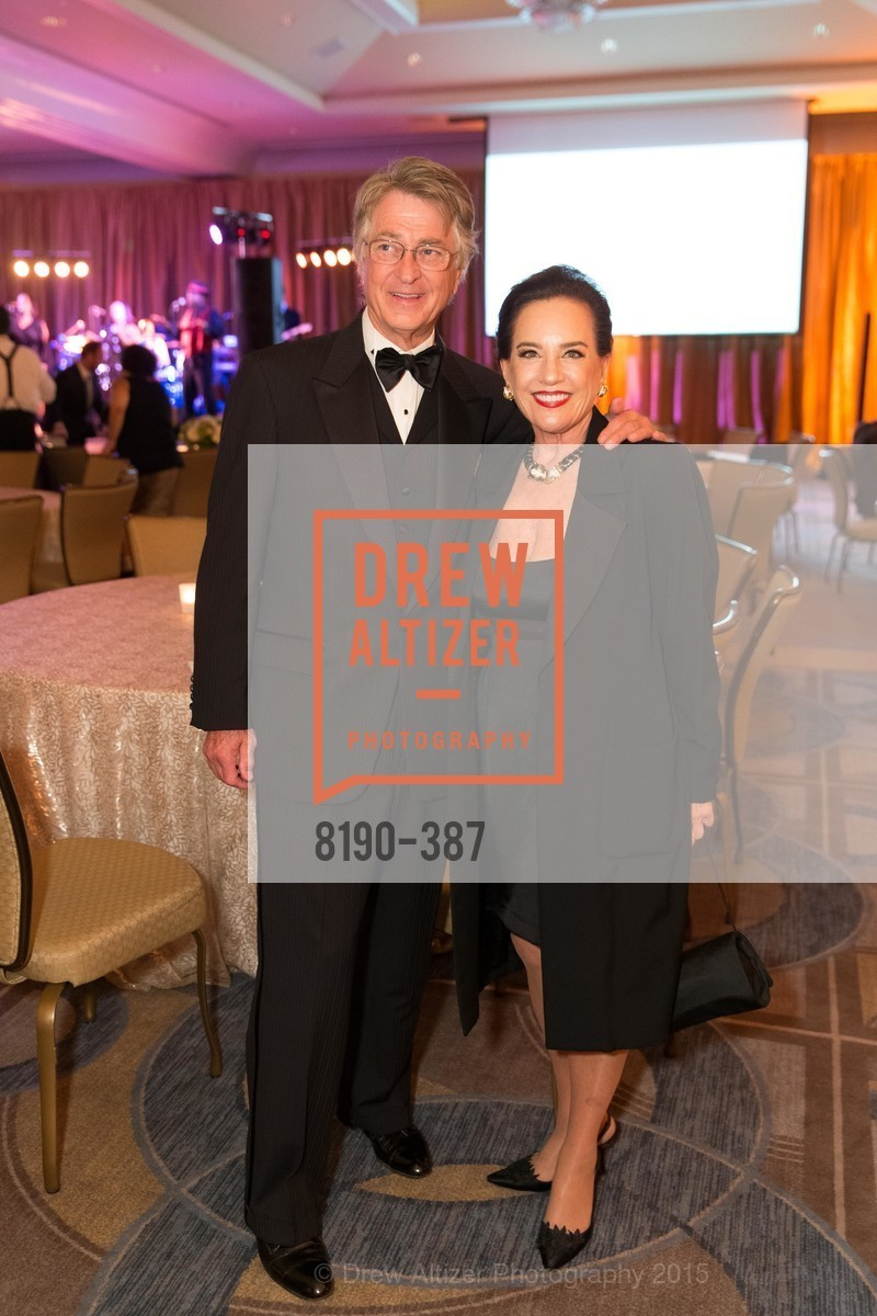 Leon Huntting, Robin Collins, Ronald McDonald House 2015 Home Away From Home Gala, Four Seasons Hotel San Francisco, Grand Ballroom. 757 Market St, October 16th, 2015,Drew Altizer, Drew Altizer Photography, full-service agency, private events, San Francisco photographer, photographer california