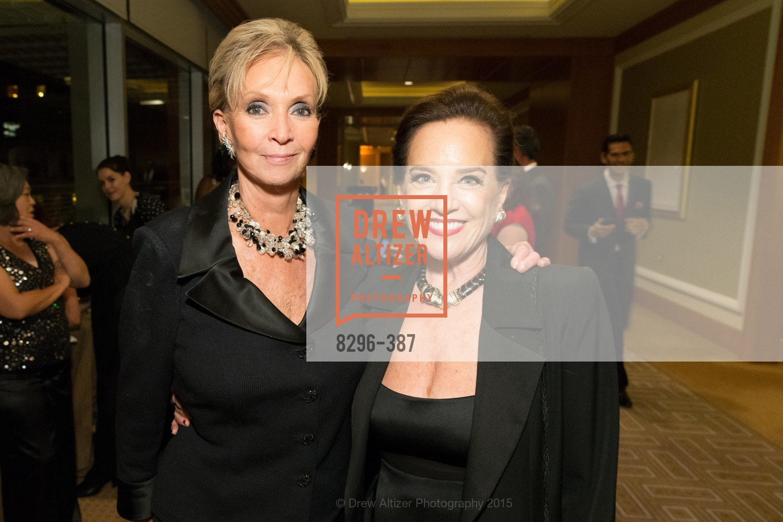 Sallie Huntting, Robin Collins, Ronald McDonald House 2015 Home Away From Home Gala, Four Seasons Hotel San Francisco, Grand Ballroom. 757 Market St, October 16th, 2015,Drew Altizer, Drew Altizer Photography, full-service event agency, private events, San Francisco photographer, photographer California