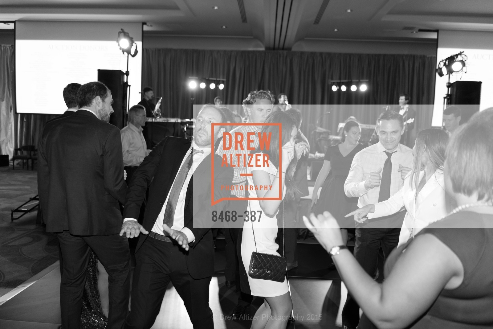 Dance Floor, Ronald McDonald House 2015 Home Away From Home Gala, Four Seasons Hotel San Francisco, Grand Ballroom. 757 Market St, October 16th, 2015