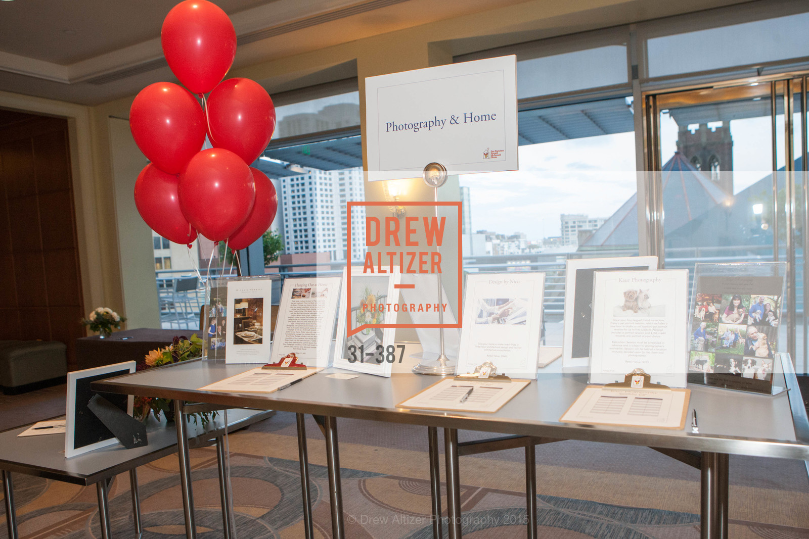 Atmosphere, Ronald McDonald House 2015 Home Away From Home Gala, Four Seasons Hotel San Francisco, Grand Ballroom. 757 Market St, October 16th, 2015,Drew Altizer, Drew Altizer Photography, full-service agency, private events, San Francisco photographer, photographer california