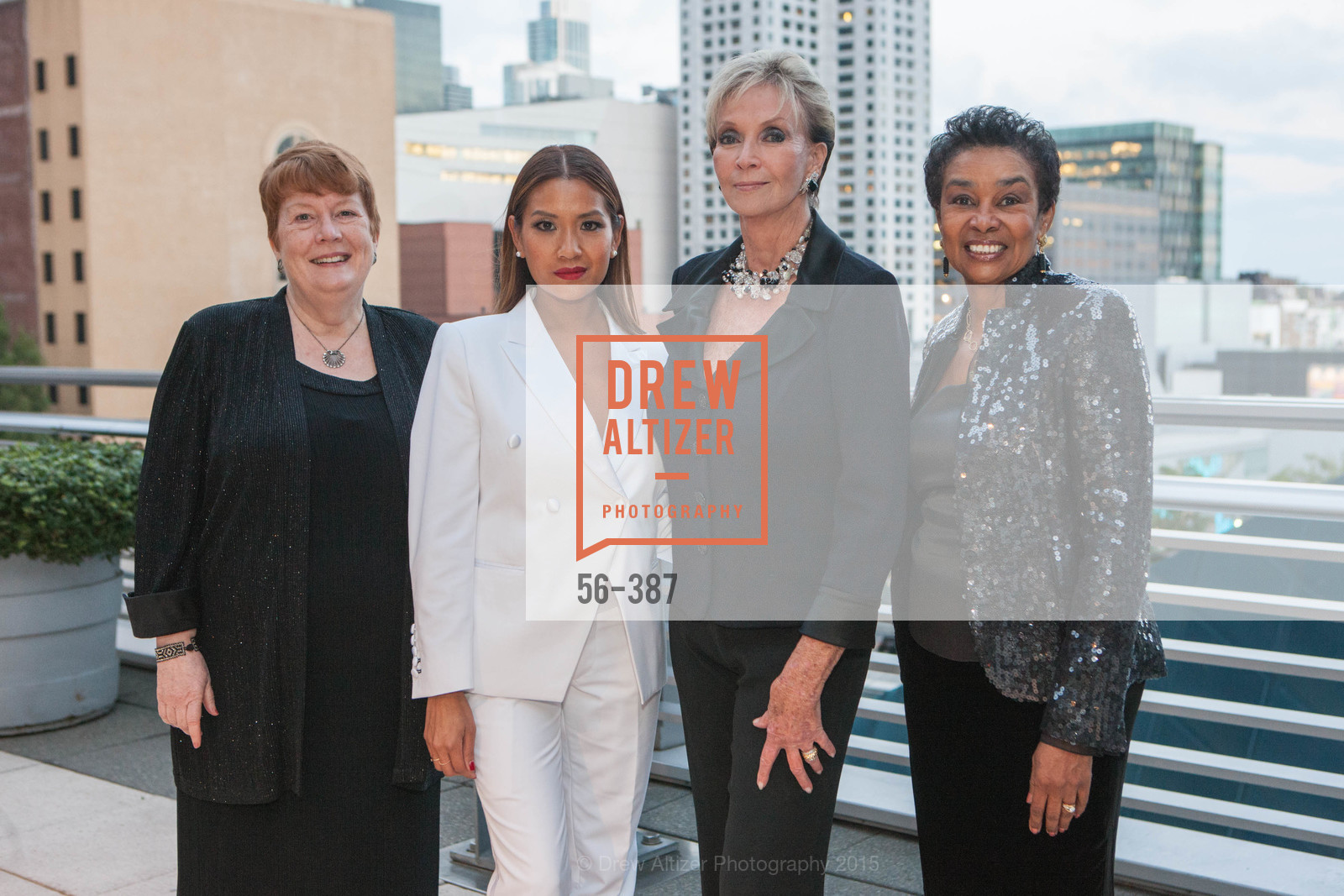 Lois Moore, Lillian Phan, Sallie Huntting, Anette Harris, Ronald McDonald House 2015 Home Away From Home Gala, Four Seasons Hotel San Francisco, Grand Ballroom. 757 Market St, October 16th, 2015,Drew Altizer, Drew Altizer Photography, full-service agency, private events, San Francisco photographer, photographer california