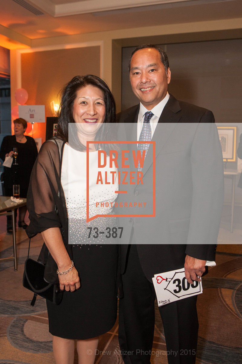 Nancy Sasaki, Kevin Isawa, Ronald McDonald House 2015 Home Away From Home Gala, Four Seasons Hotel San Francisco, Grand Ballroom. 757 Market St, October 16th, 2015,Drew Altizer, Drew Altizer Photography, full-service agency, private events, San Francisco photographer, photographer california