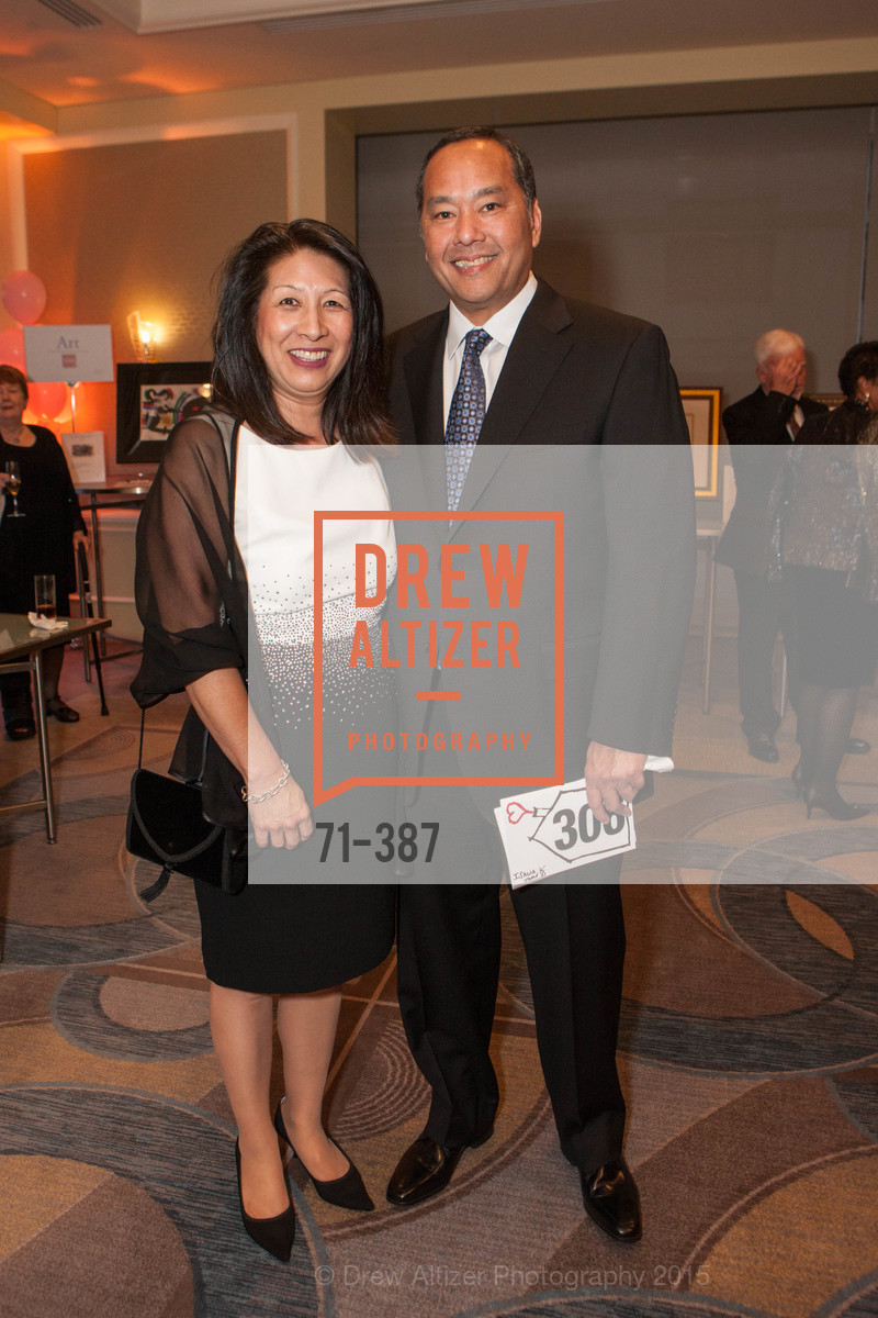 Nancy Sasaki, Kevin Isawa, Ronald McDonald House 2015 Home Away From Home Gala, Four Seasons Hotel San Francisco, Grand Ballroom. 757 Market St, October 16th, 2015,Drew Altizer, Drew Altizer Photography, full-service event agency, private events, San Francisco photographer, photographer California