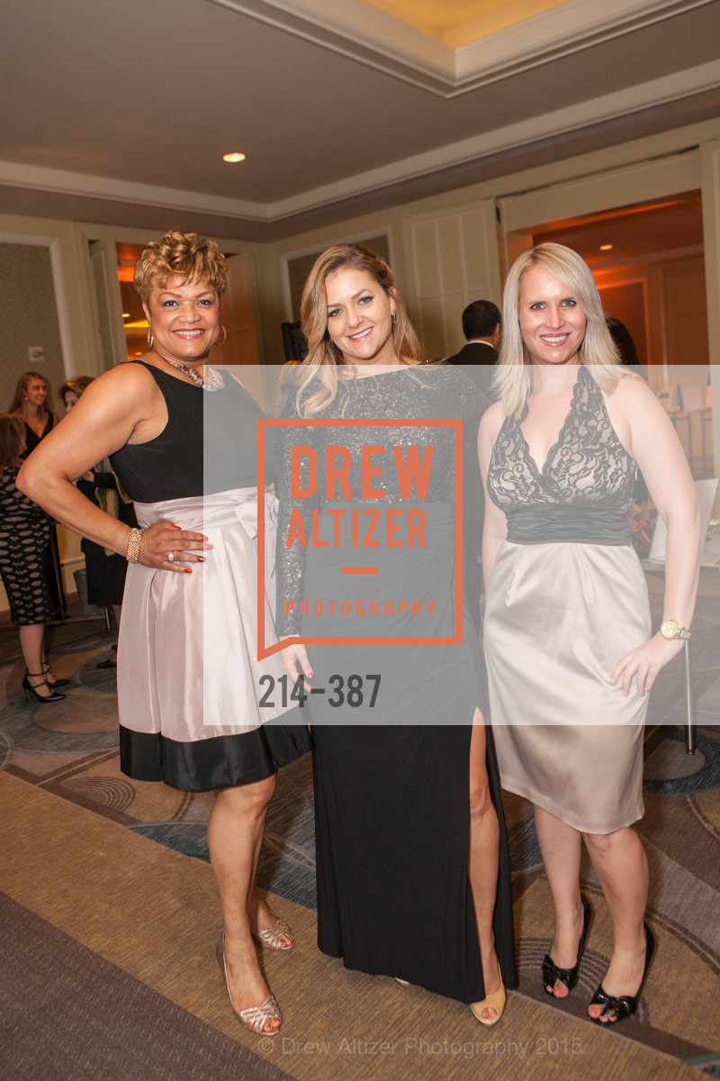 LaTonya Lawson, Allisa Clemens, Rebecca Moore, Ronald McDonald House 2015 Home Away From Home Gala, Four Seasons Hotel San Francisco, Grand Ballroom. 757 Market St, October 16th, 2015,Drew Altizer, Drew Altizer Photography, full-service agency, private events, San Francisco photographer, photographer california