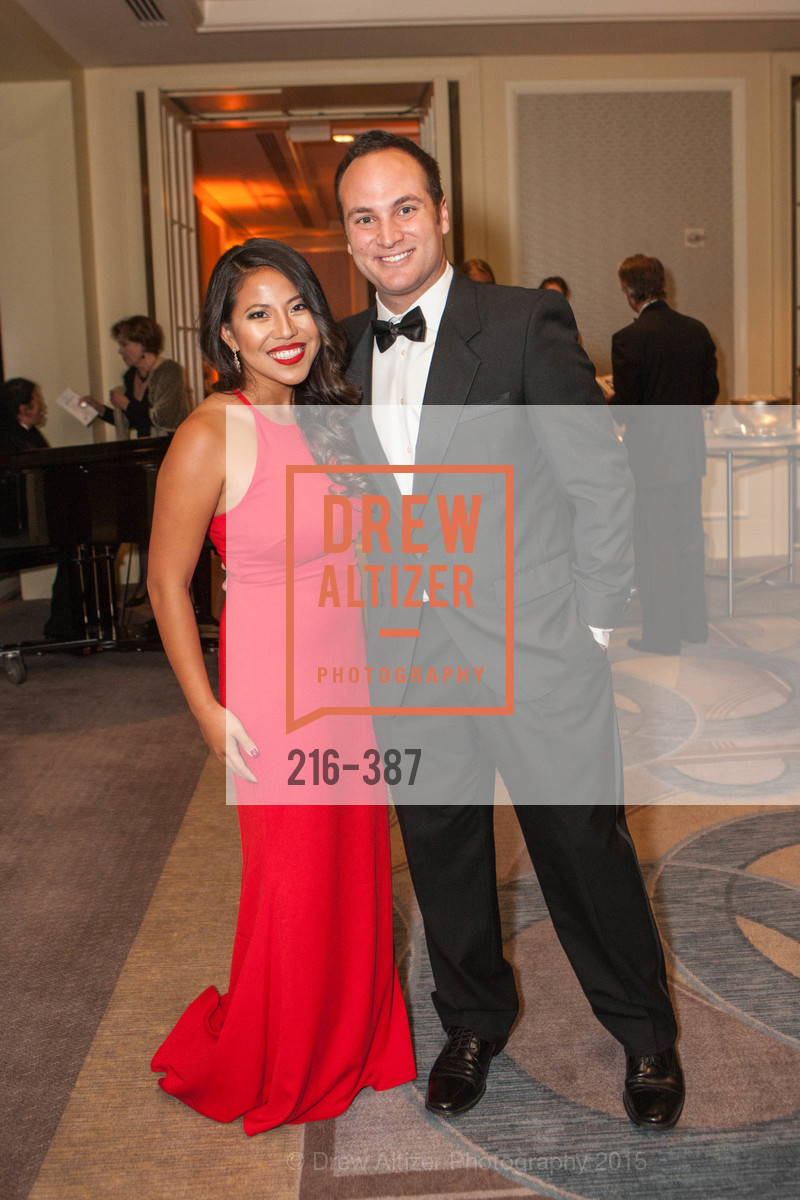 Tessa Chen, Alex Cohen, Ronald McDonald House 2015 Home Away From Home Gala, Four Seasons Hotel San Francisco, Grand Ballroom. 757 Market St, October 16th, 2015,Drew Altizer, Drew Altizer Photography, full-service agency, private events, San Francisco photographer, photographer california